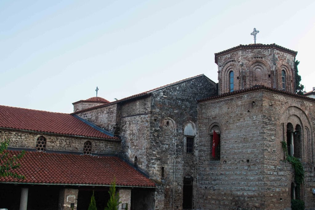 Cathédrale Sainte-Sophie d'Ohrid
