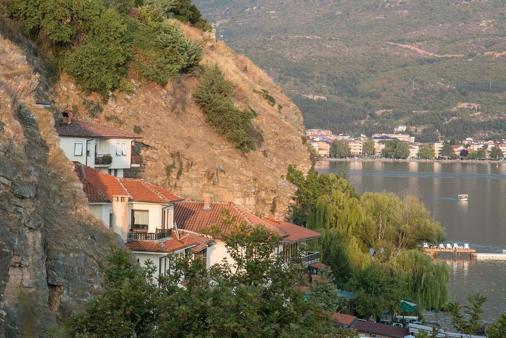 Maisons byzantines - Ohrid