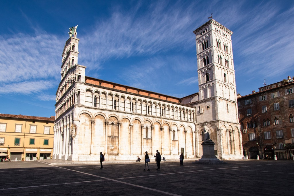 église San Michele in Foro