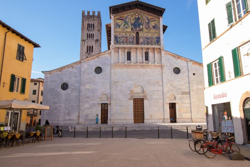 Basilica di San Frediano - Lucca
