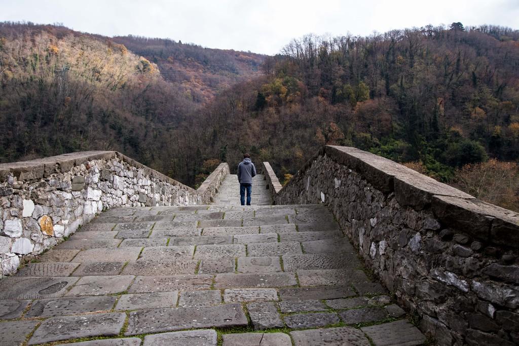 Le pont du Diable- Borgo a Mazzano