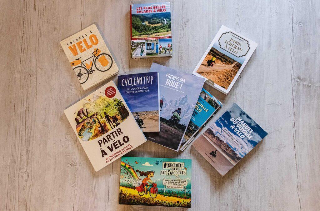 40 livres sur le voyage à vélo