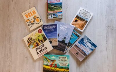 40 livres sur le voyage à vélo à connaître