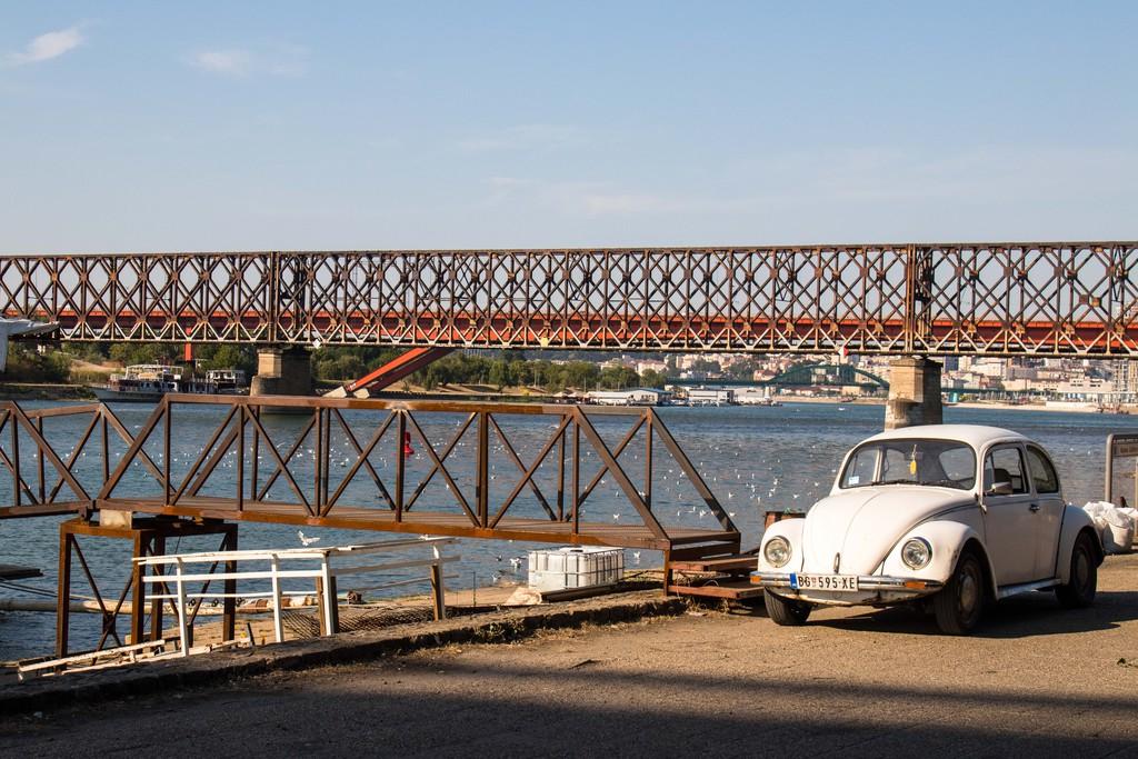 visiter Belgrade, save, pont