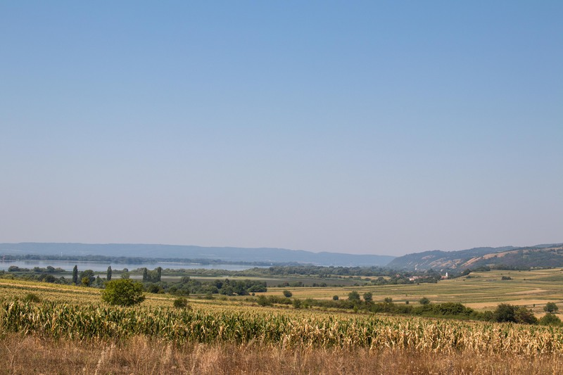 Roumanie, vue, portes de fer
