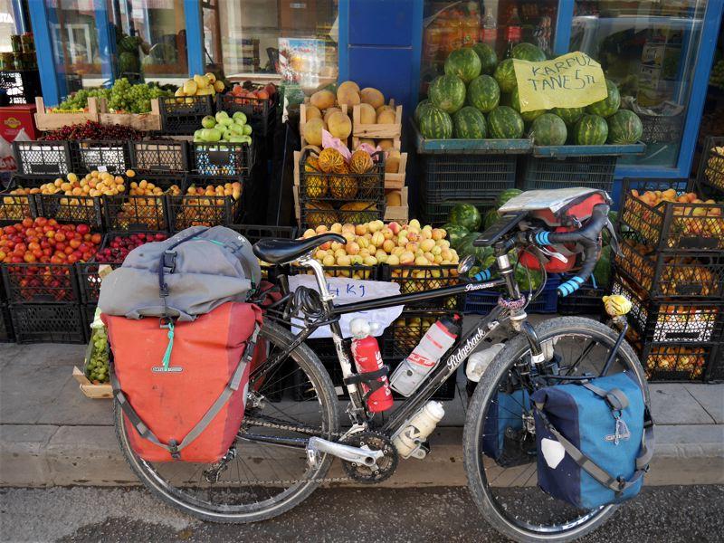 Vélo de voyage Ridgeback - magasin