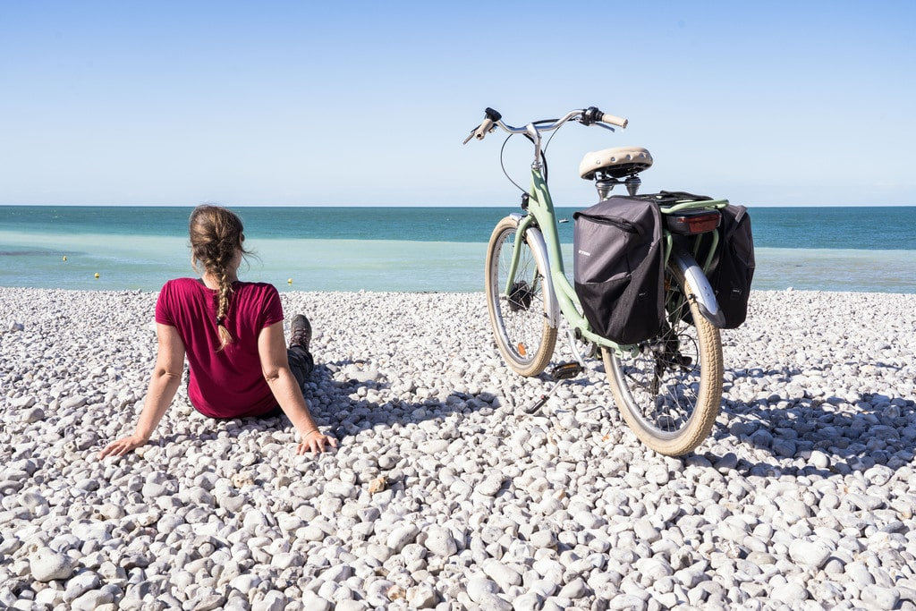 Voyage à vélo électrique, EuroVelo 4