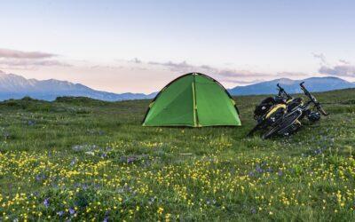 Dossier bivouac et voyage à vélo : matériel et conseils