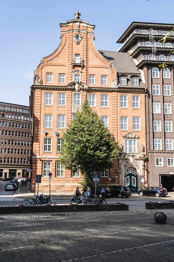 Centre-ville Hambourg