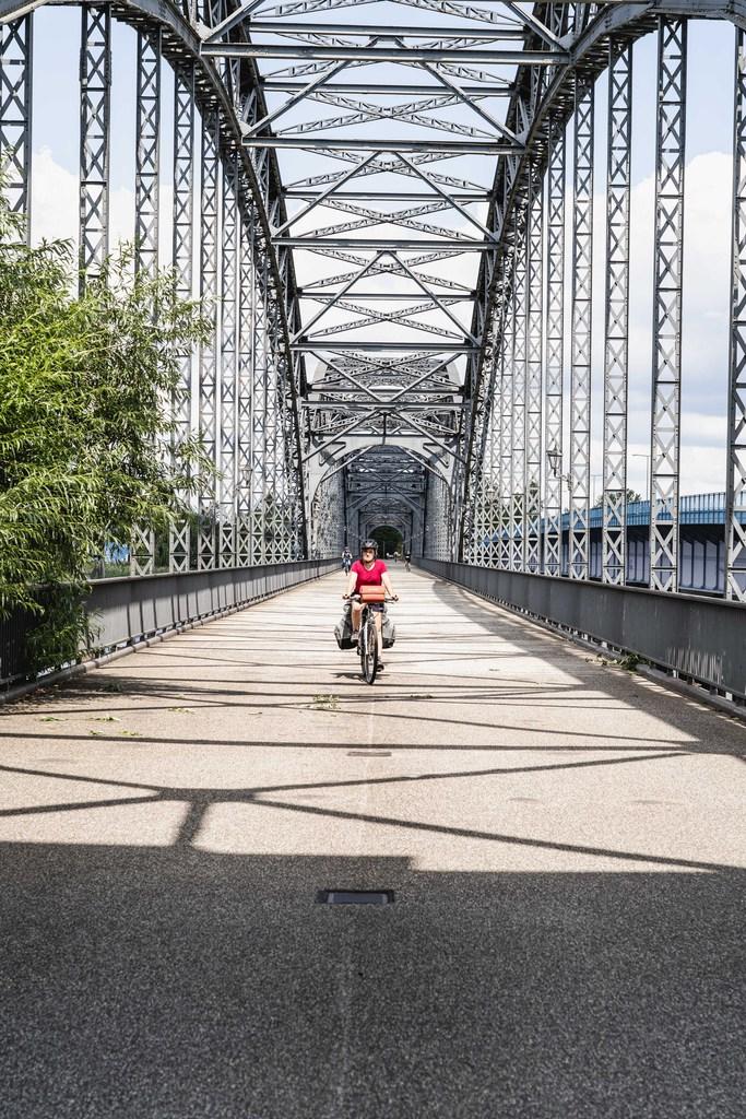 Harburg pont