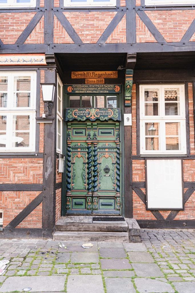 Harburg - vieille ville