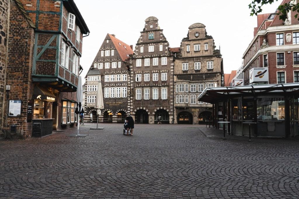 Centre-ville de Brême