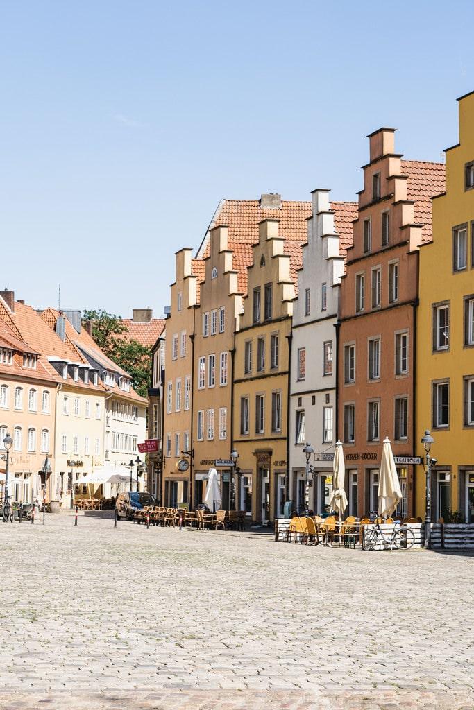Centre-ville Onasbrück