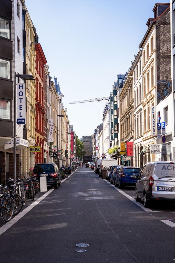 Centre-ville Cologne