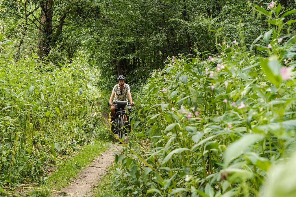 Voyage à vélo en Allemagne