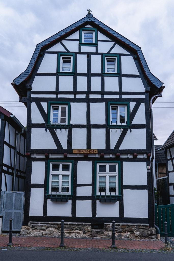 Rheinbach, ville médiévale