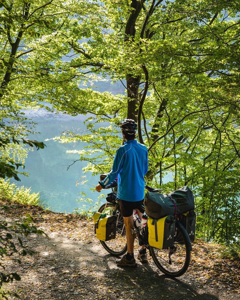 Parc national Eifel et son lac
