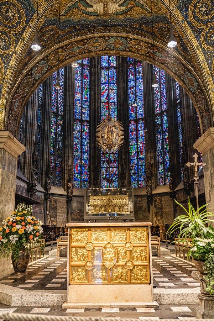 Cathédrale de Aix-la-Chapelle