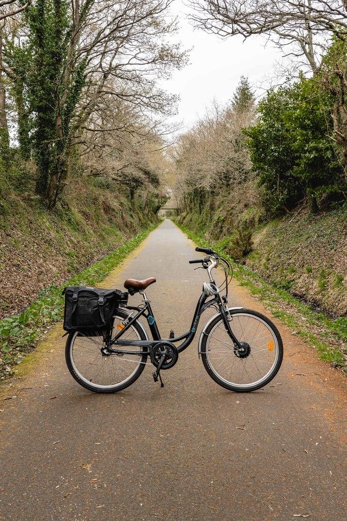 Piste cyclable la Vélocéan