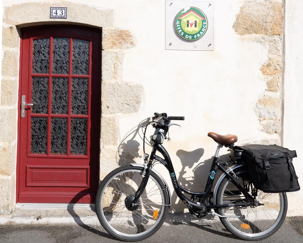 Gîte Maupertuis - la Vélocéan