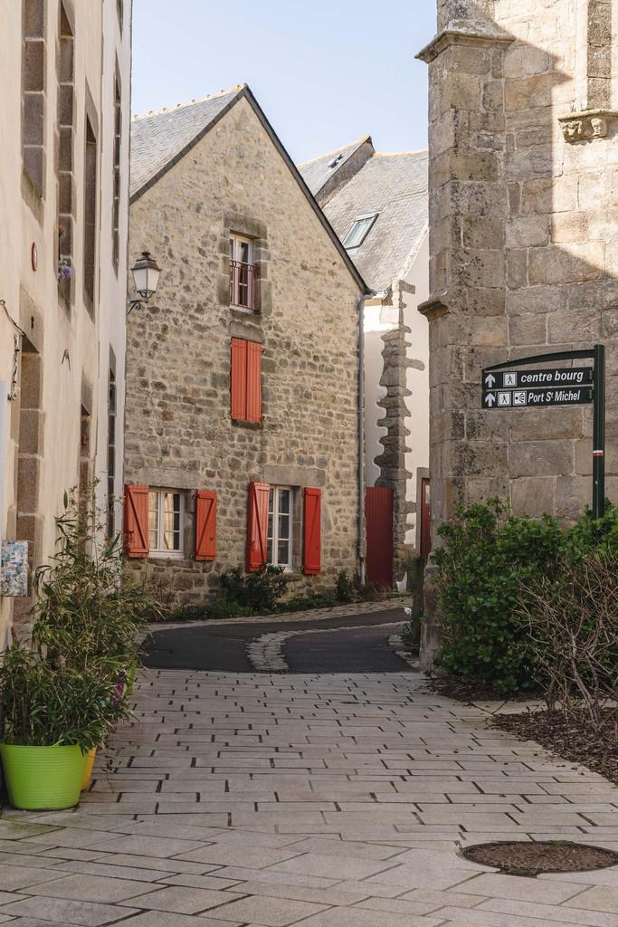 Batz-sur-mer, village pittoresque sur la Vélocéan