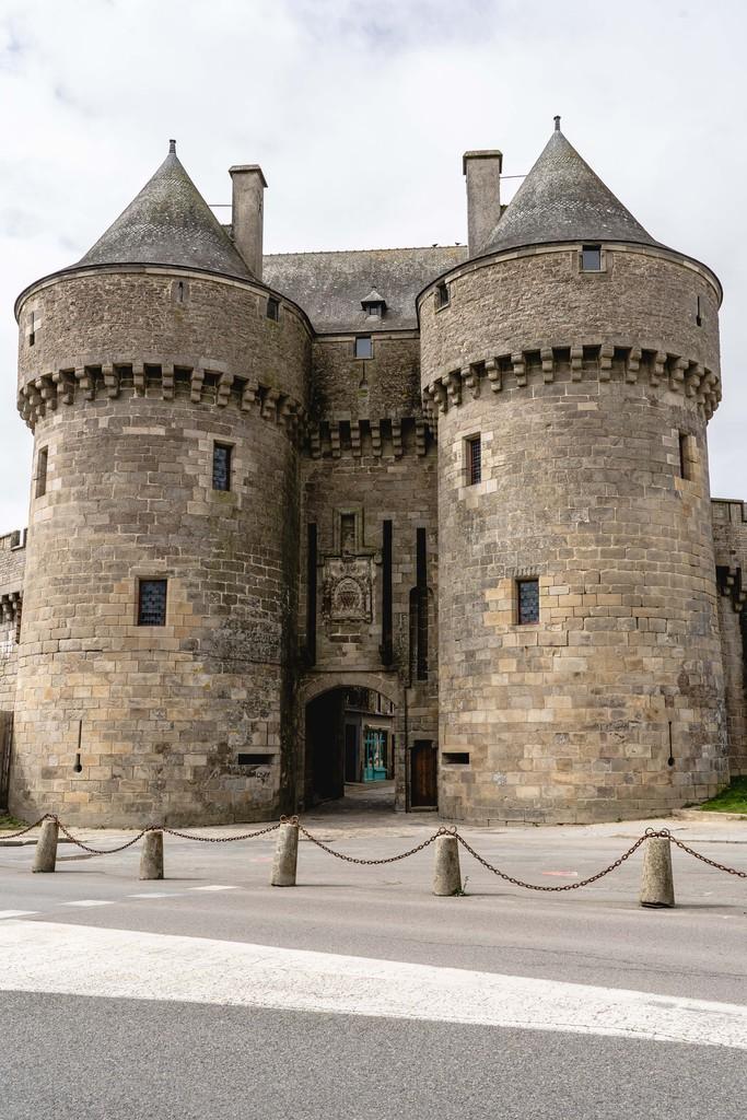 Entrée - Guérande - ville médiévale