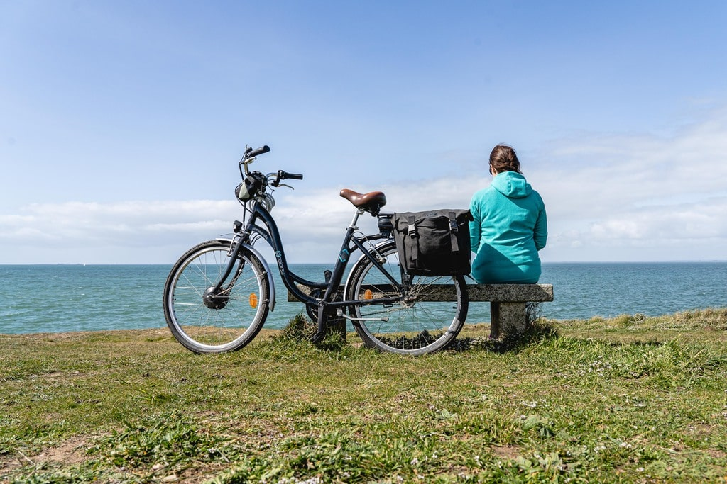 La Vélocéan - le long de la mer