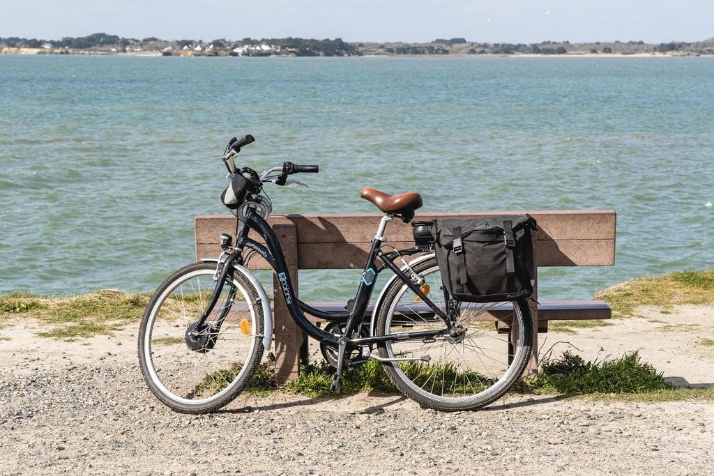 Vélo sur la Vélocéan - Piriac-sur-mer