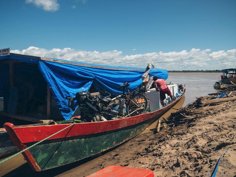 Rurrenabaque en Bolivie - Amazonie