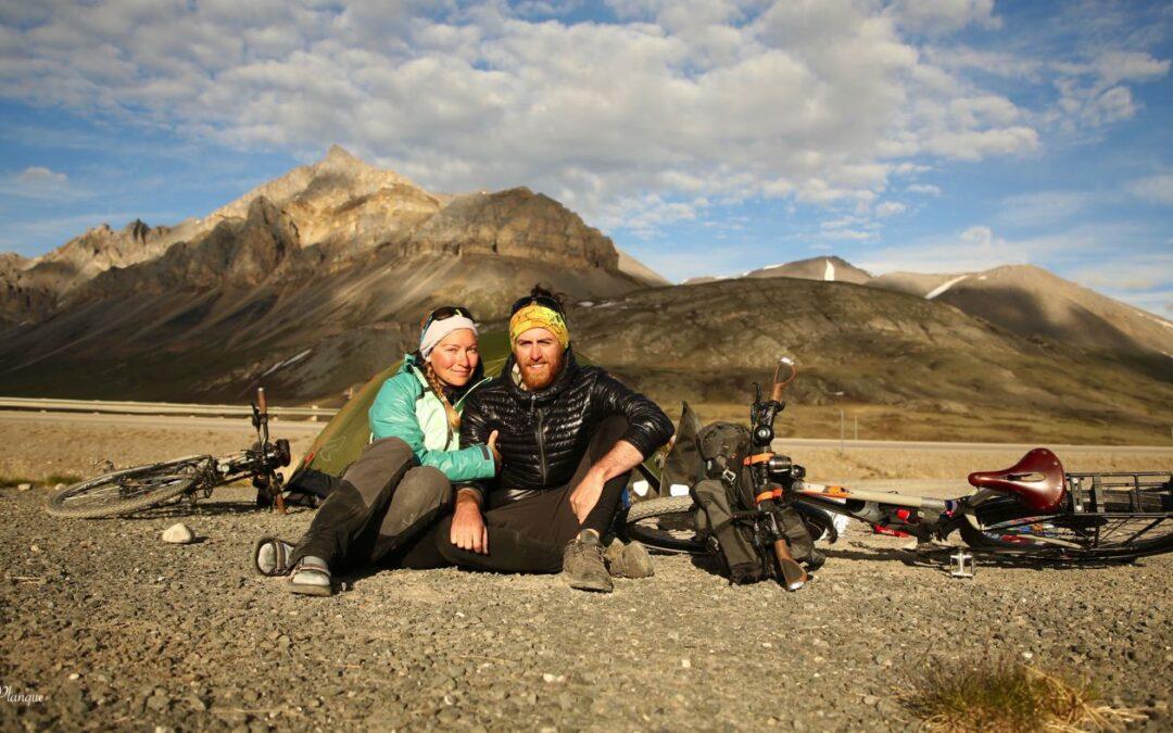 Sophie et Jeremie - Alaska-Patagonie