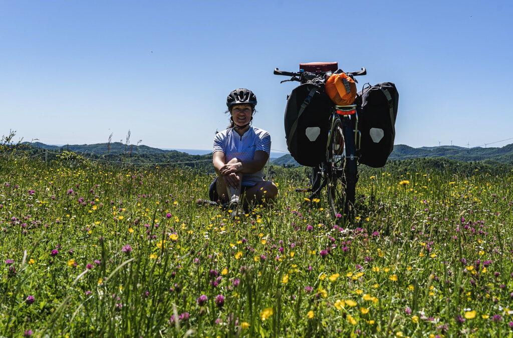 Traversée de l'Italie à vélo - Coni - Ancône