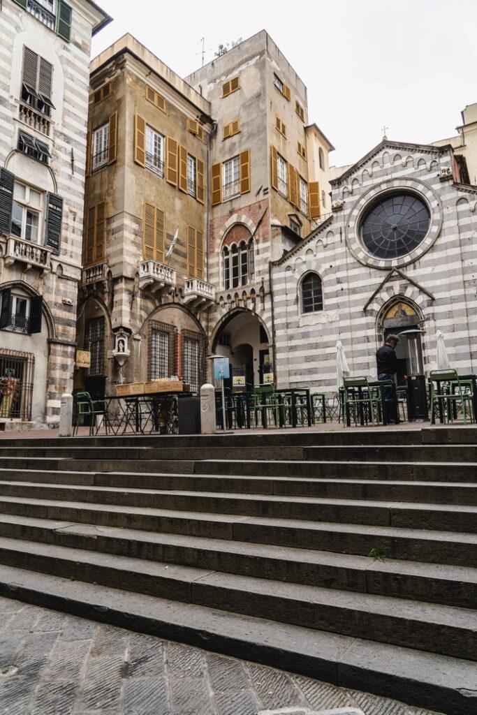 Centre-ville de Gênes