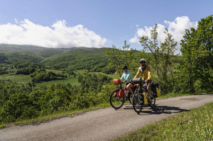 Itinéraire cyclable - Italie - Emilie-Romagne